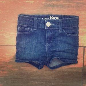 Gap Jean Shortie Style Shorts in 3t